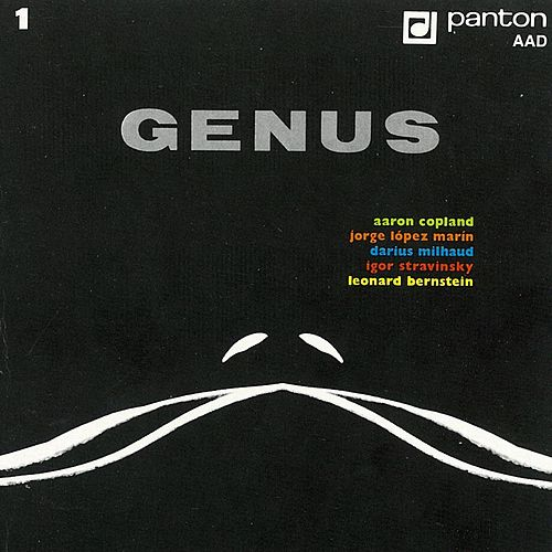 Copland / Marin / Milhaud/Stravinsky/Bernstein: Genus by Various Artists
