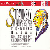 Stravinsky: Rite Of Spring; Firebird Suite; Fireworks / Basic 100, Volume 8 by Various Artists