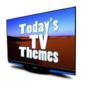 Play & Download Today's TV Themes by The TV Theme Players | Napster