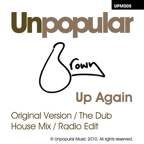 Play & Download Up Again by Brown | Napster