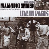 Live In Paris by Mahmoud Ahmed