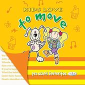 Play & Download Kids Love to Move by The C.R.S. Players | Napster