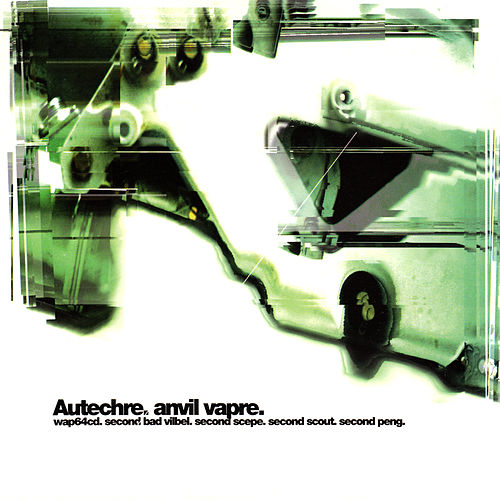 Play & Download Anvil Vapre by Autechre | Napster