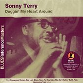 Play & Download Doggin' My Heart Around by Sonny Terry | Napster