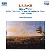 Play & Download Piano Works by Johann Sebastian Bach | Napster