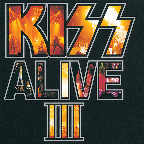 Alive III by KISS
