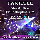 Play & Download 12-20-01 - North Star - Philadelphia, PA by Particle | Napster