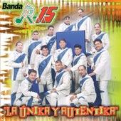 Play & Download La Unika Y Autentika by Banda R-15 | Napster