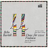 Play & Download 44 Duos by Bela Bartok | Napster