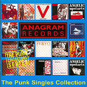 Anagram Records Punk Singles Collection by Various Artists