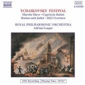 Tchaikovsky Festival by Pyotr Ilyich Tchaikovsky