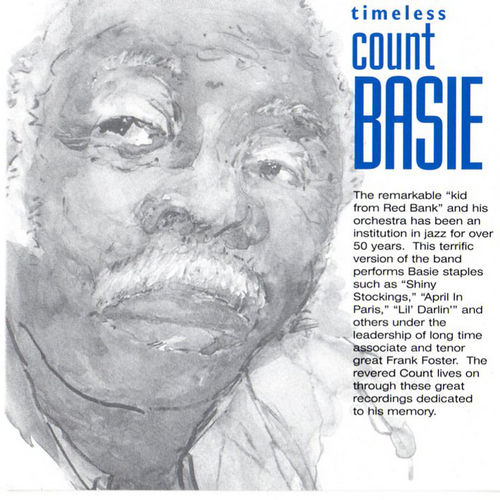 Timeless by Count Basie