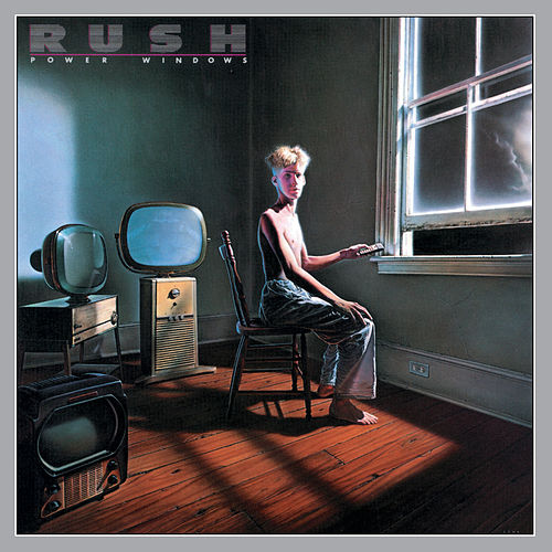 Power Windows by Rush