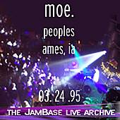03-24-95 - Peoples - Ames, IA by moe.