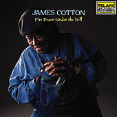 Fire Down Under The Hill by James Cotton