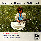 Play & Download Mozart, Wolf-Ferrari, Hummel, Bassoon Concertos by Kim Walker | Napster