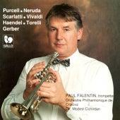 Les plus beaux concertos pour trompette et orchestre by Paul Falentin