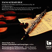 Play & Download Hans Schaeuble: Orchesterwerke by Georg Egger | Napster