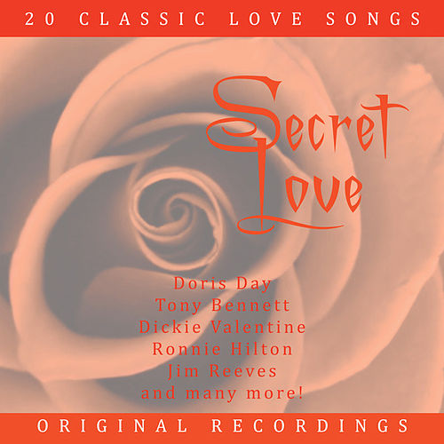 Timeless Love Songs - Secret Love by Various Artists