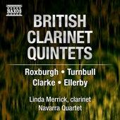 British Clarinet Quintets by Linda Merrick