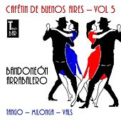 Play & Download Cafetín de Buenos Aires, Vol. 5 - Bandoneón Arrabalero by Various Artists | Napster