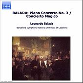 Play & Download Concierto Mágico by Leonardo Balada | Napster