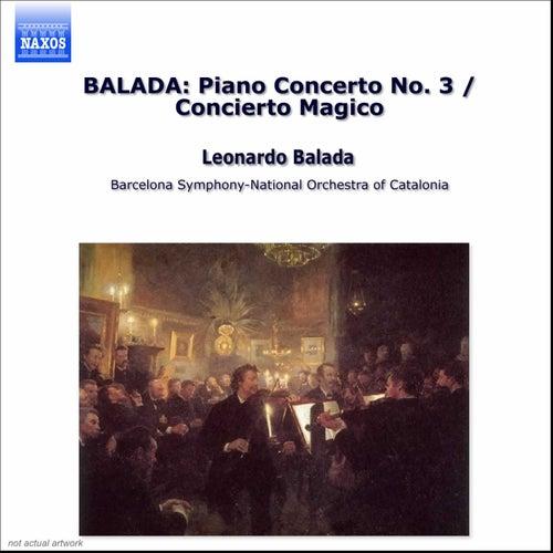 Play & Download Concierto Mágico by Leonardo Balada | Napster