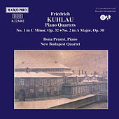 Play & Download Piano Quartets Nos 1 and 2 by Friedrich Kuhlau | Napster