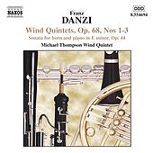 Play & Download Wind Quintets, Op.68 by Franz Danzi | Napster