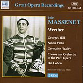 Werther by Jules Massenet