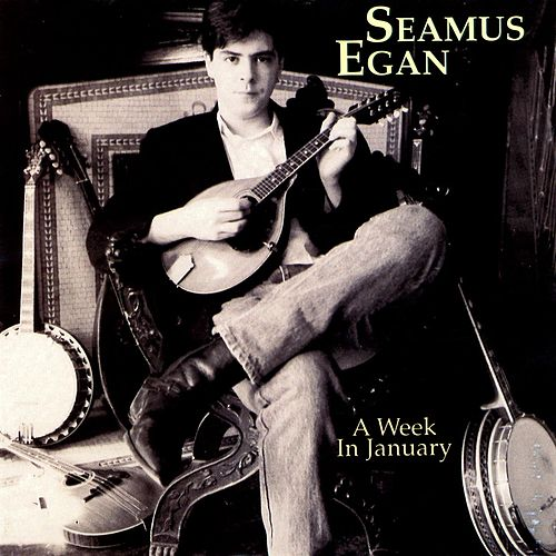 Play & Download A Week In January by Seamus Egan | Napster