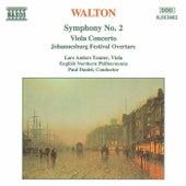 Play & Download Symphony No. 2 / Viola Concerto by Sir William Walton | Napster