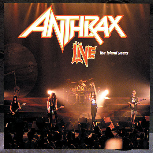 Live: The Island Years by Anthrax