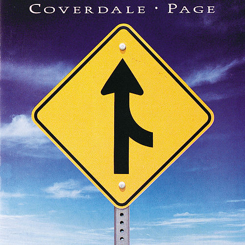 Coverdale/Page by David Coverdale