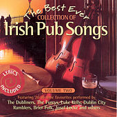 The Best Ever Collection Of Irish Pub Songs - Volume 2 by Various Artists