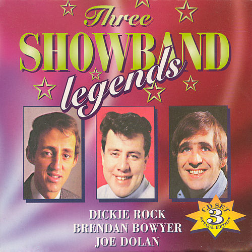 Play & Download Irish Showband Legends by Various Artists | Napster