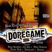 Keak Da Sneak Presents: Dope Game (The Comp) by Various Artists