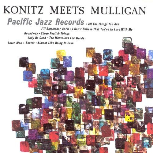 Play & Download Konitz Meets Mulligan by Lee Konitz | Napster