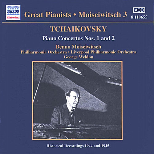 Play & Download Piano Concertos by Pyotr Ilyich Tchaikovsky | Napster