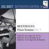 Beethoven, L. van: Piano Sonatas, Vol. 7 (Biret) - Nos. 6, 12, 15 by Idil Biret