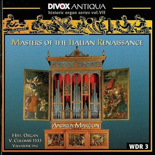 Play & Download Organ Music - Cavazzoni, M. / Fogliano, J. / Antico, A. / Valente, A. / Macque, G. (Historic Organ Series, Vol. 7) by Andrea Marcon | Napster