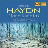 Haydn, F.J.: Piano Sonatas by Evgeni Koroliov