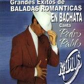 Grandes Exitos De Baladas Romanticas En Bachata by Pedro Pablo