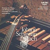 Bach:  Sonatas for Violin and Harpsichord by Ivan Zenaty