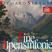 Strauss:  Alpine Symphony (Live) by Czech Philharmonic Orchestra