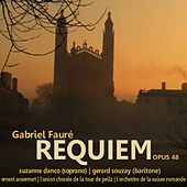 Play & Download Fauré: Requiem, Op. 48 by L'union Chorale de la Tour de Peilz | Napster