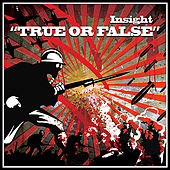 True Or False - EP by Insight