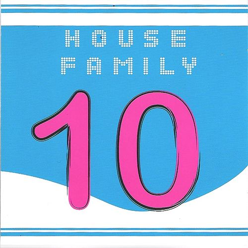 Play & Download House Family, Vol. 10 by Various Artists | Napster