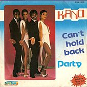 Can't Hold Back / Party by Kano