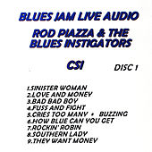 Play & Download Blues Jam Live Audio: Rod Piazza & The Blues Instigators by Rod Piazza | Napster